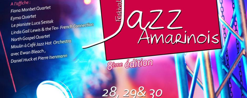Festival Jazz Amarinois