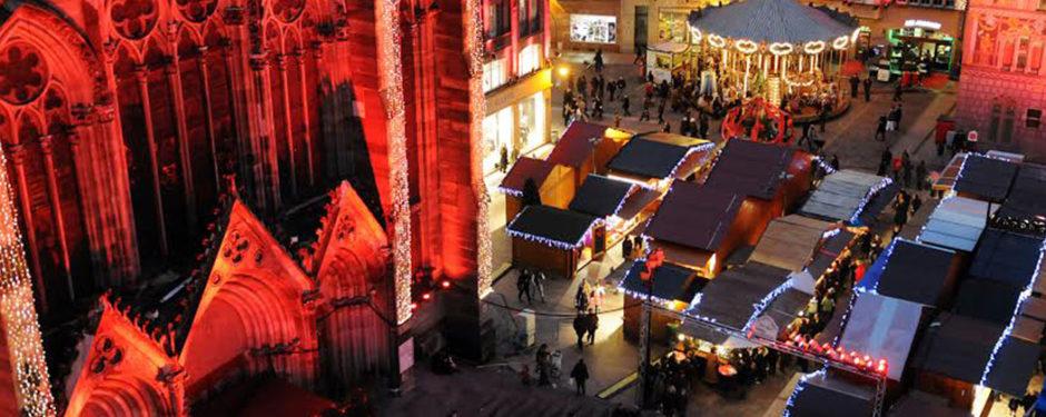 (Français) Marché de Noël en Alsace