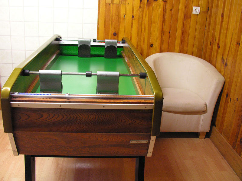 baby foot table a manger table billard pas cher garlando maracana la condo tables u bars. Black Bedroom Furniture Sets. Home Design Ideas
